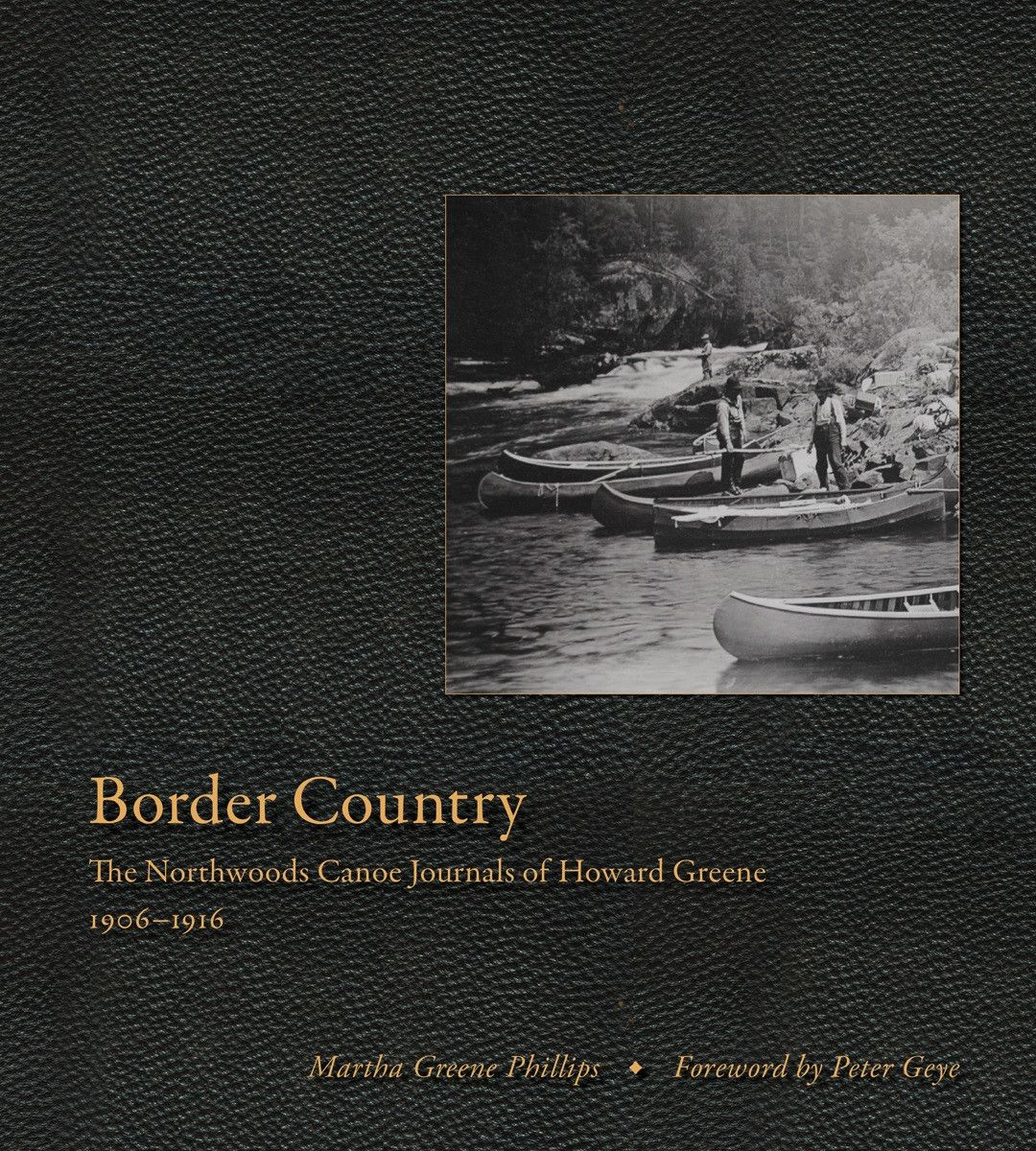 Northwoods Canoe Journals book cover
