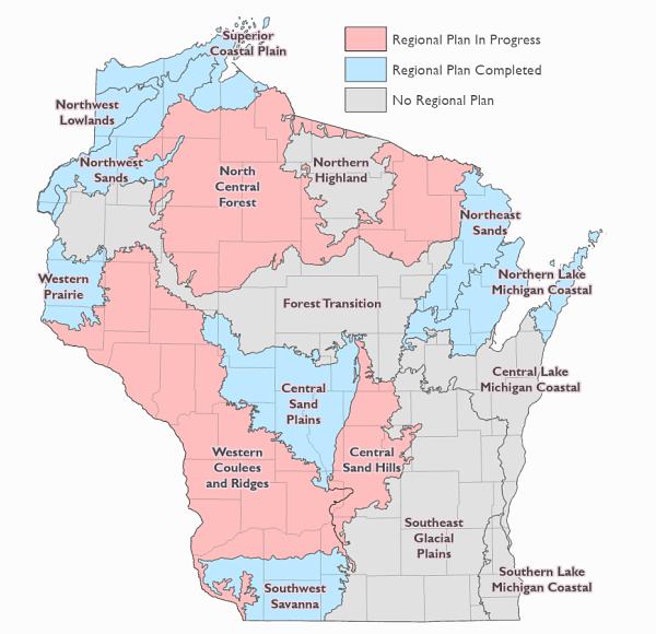 Eco Landscapes Planning Status