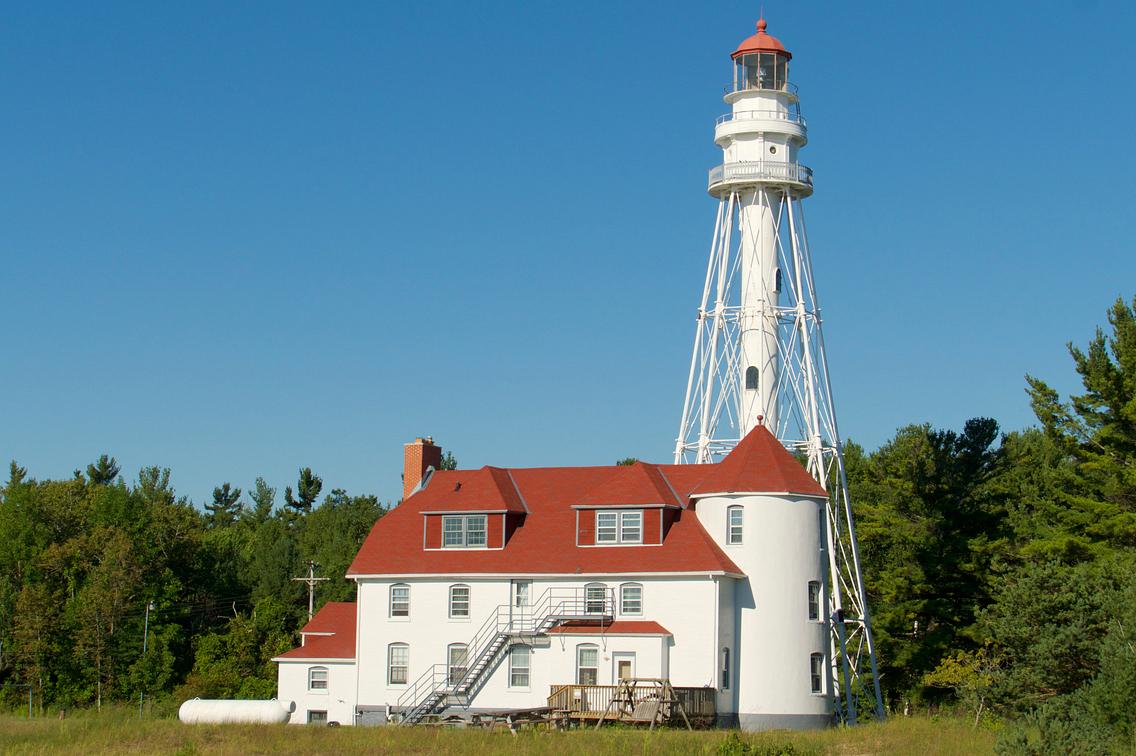 Rawley Point Lighthouse