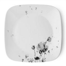 """Square™ Fleurs Du Soir 9"""" Plate"""