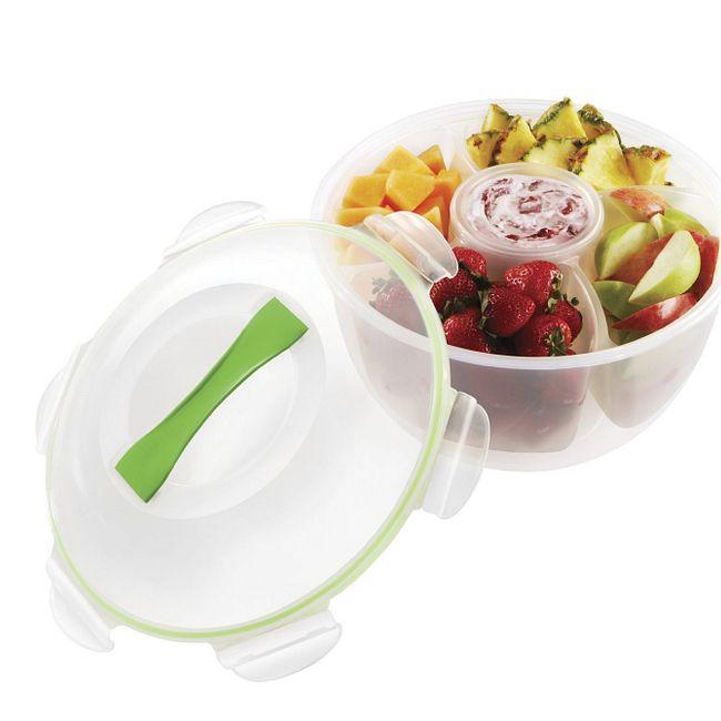 Fruit & Veggie-tainer 4-pc Set