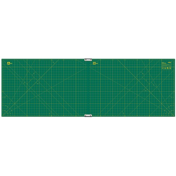 23″ x 70″ Continuous Grid Rotary Mat Set (RM-CLIPS/2)