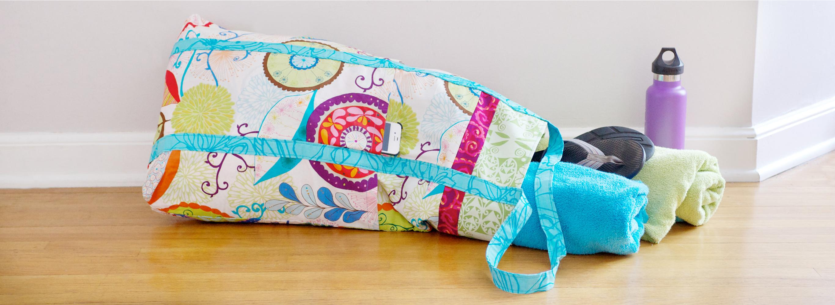 Project: Summer Beach Bag