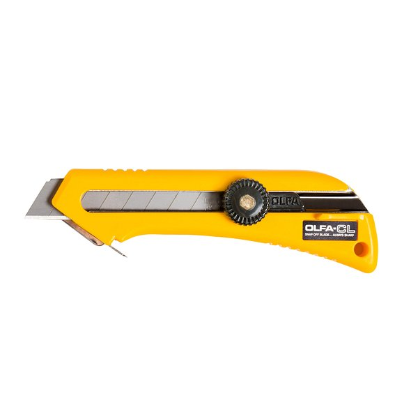 18mm Ratchet-lock Utility Knife with 90-degree Cutting Base (CL)
