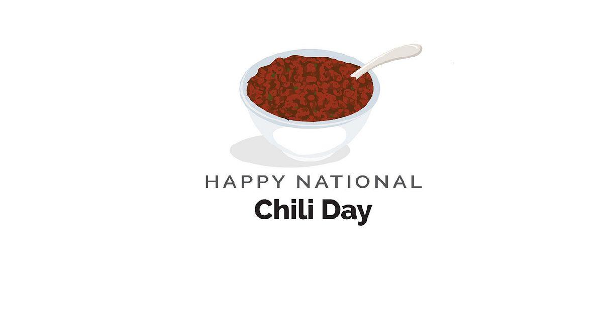 World Kitchen | Happy National Chili Day Infographic