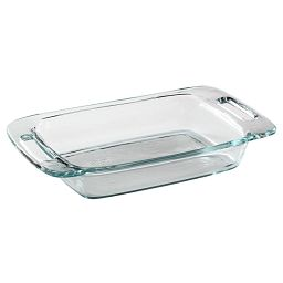 Easy Grab® 2-qt Oblong Baking Dish