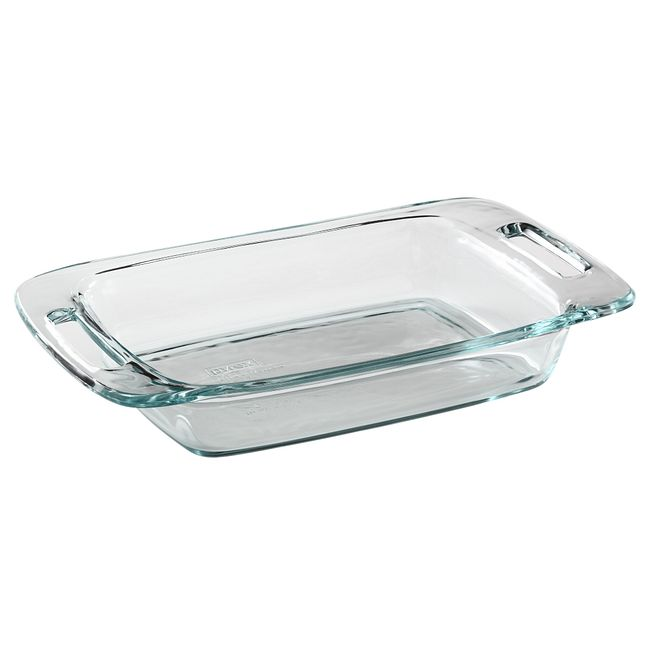 Easy Grab 2-quart Glass Baking Dish