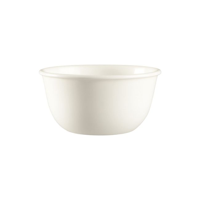 Warm White 11-ounce Dip & Condiment Bowl