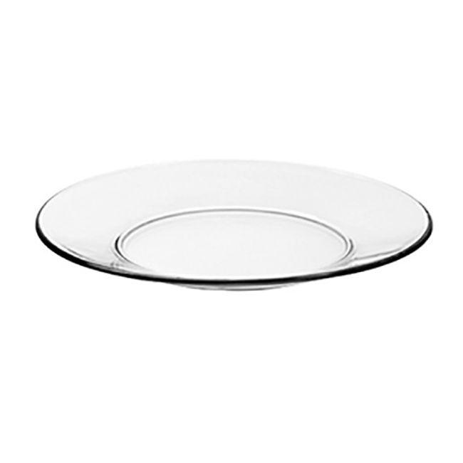 """Presence 8"""" Glass Salad Plate"""