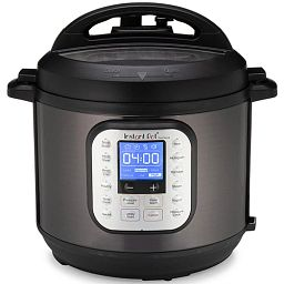 6-quart Duo Nova Black Stainless Steel