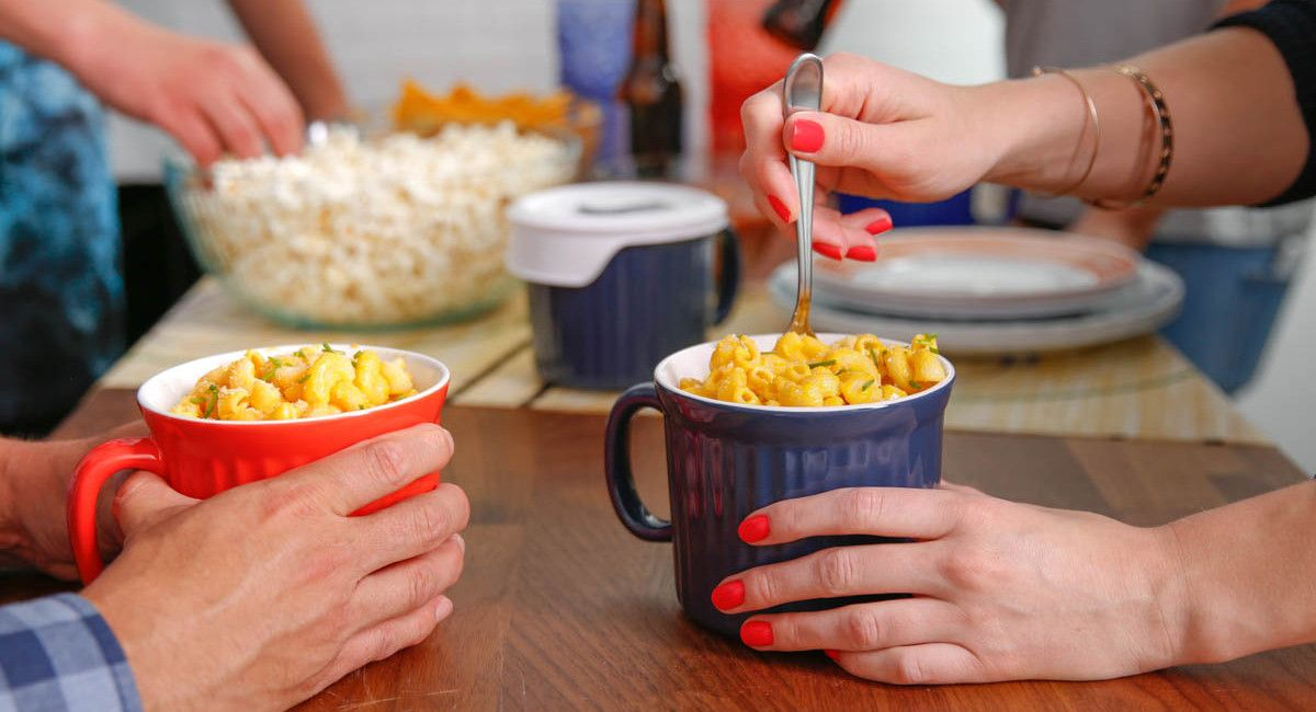 Meal Mug Mac 'n Cheese