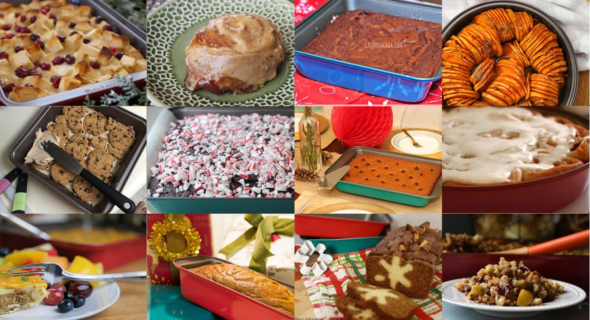 12 Days of Holiday Baking