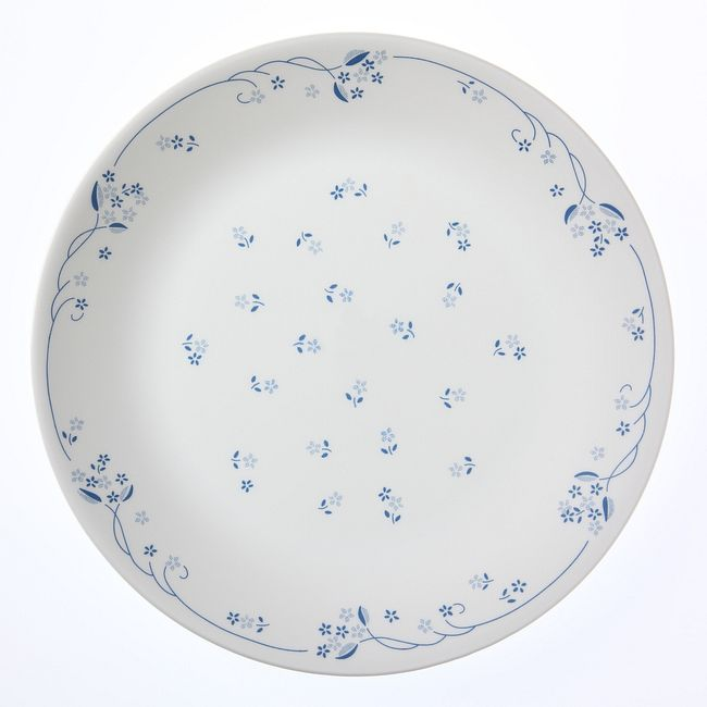 Provincial Blue 16-piece Dinnerware Set, Service for 4