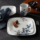 Kyoto Night 16-piece Dinnerware Set, Service for 4