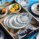 Veranda 18-piece Dinnerware Set, Service for 6