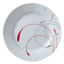 """Impressions™ Splendor Wide-Rimmed 8.5"""" Salad Plate"""