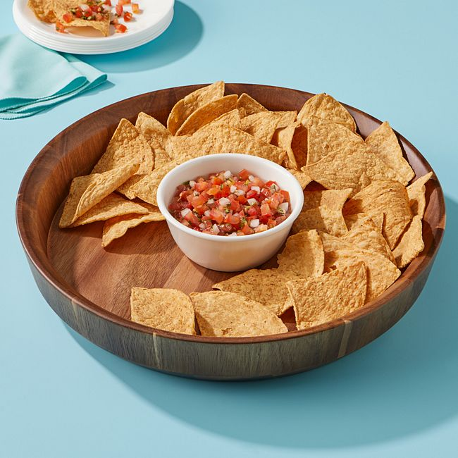 Coordinates Chips and Dip Bowl Set