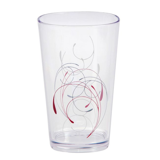 Splendor 8-ounce Acrylic Drinking Glass