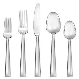 Hampton Signature Brocade 20-piece Flatware Set