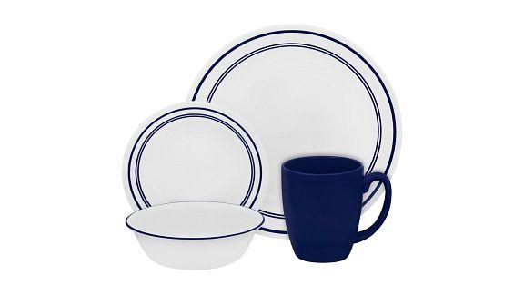 Classic Cafe Blue