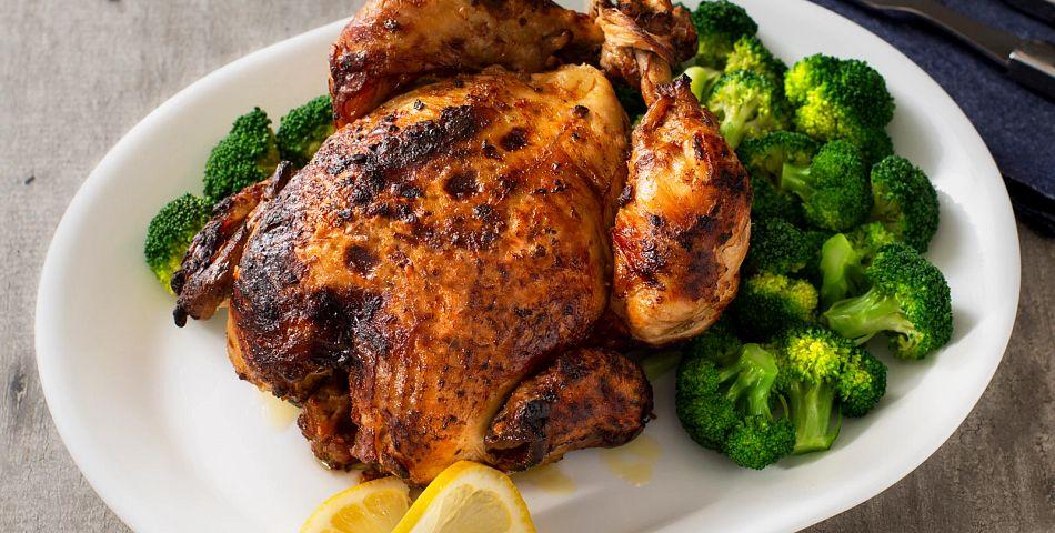 Mojo Roast Chicken