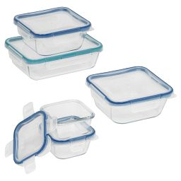 Total Solution™ Pyrex® Glass Food Storage 10-pc Set