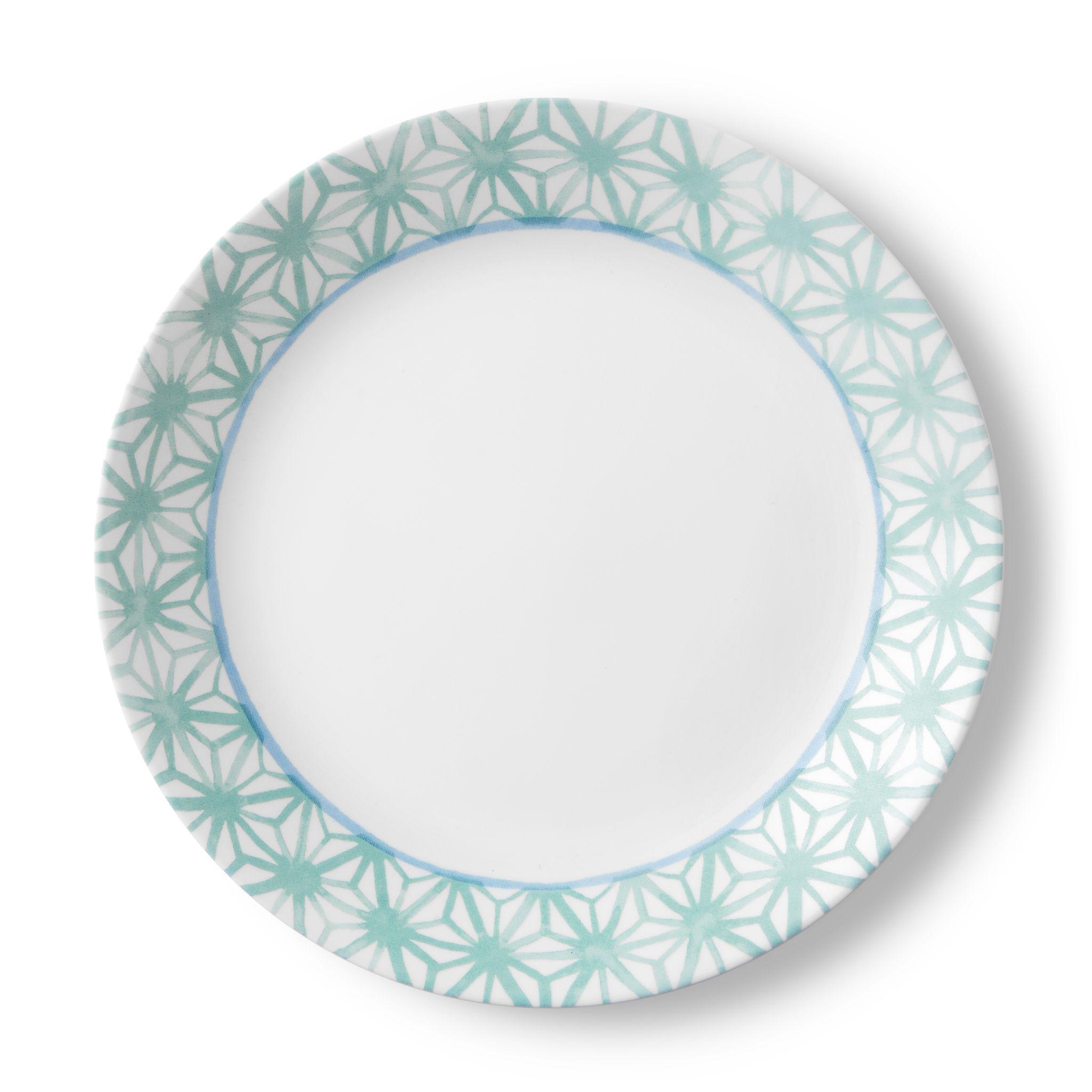 Corelle Amalfi Verde 10.25? Dinner Plate