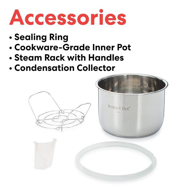 Instant Pot® Ultra™ Mini 3-quart Multi-Use Pressure Cooker