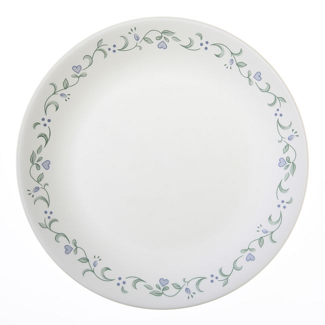 "Country Cottage 10.25"" Dinner Plate"