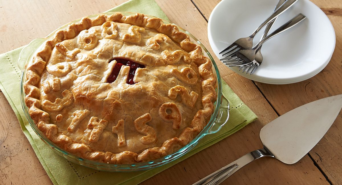 It's a Given: Pi Day Pie