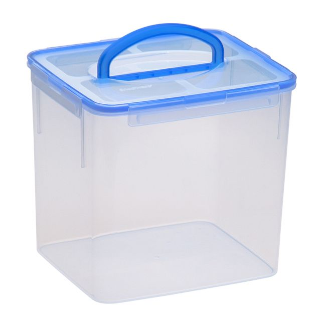 Airtight 40-cup Plastic Food Storage Container