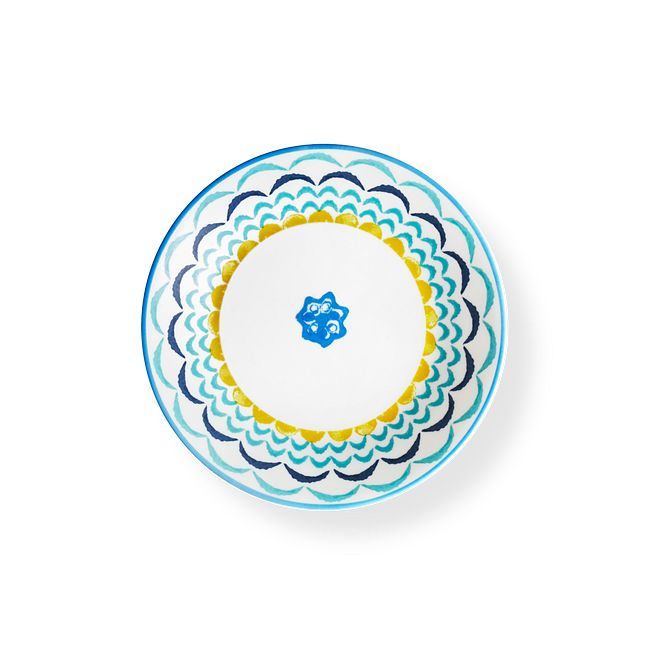 "Boho Daydream 6.75"" Appetizer Plate"