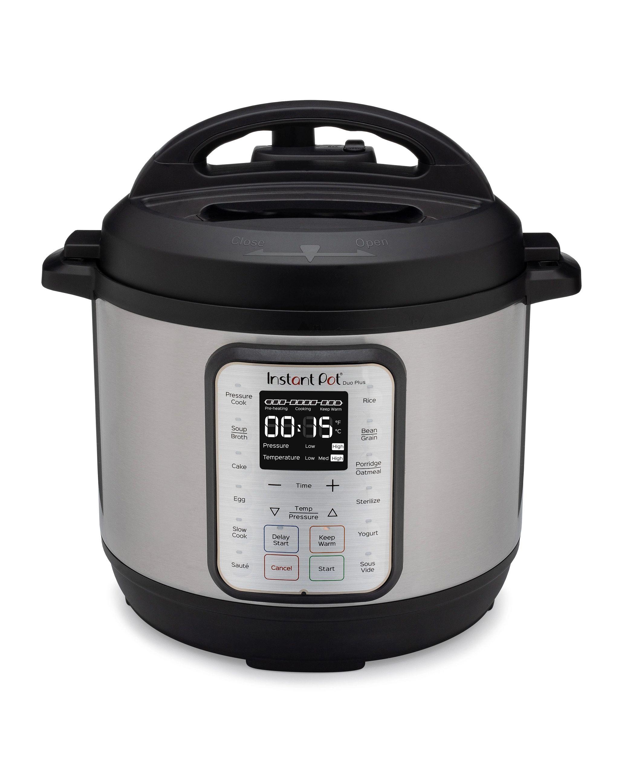 Instant Pot Duo Plus 6-quart Multi-Use Pressure Cooker
