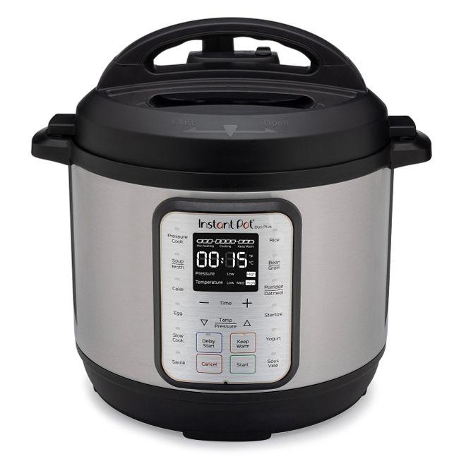 Instant Pot® Duo™ Plus 6-quart Multi-Use Pressure Cooker