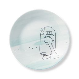 "6.75"" Appetizer Plate: Star Wars™ R2-D2™"