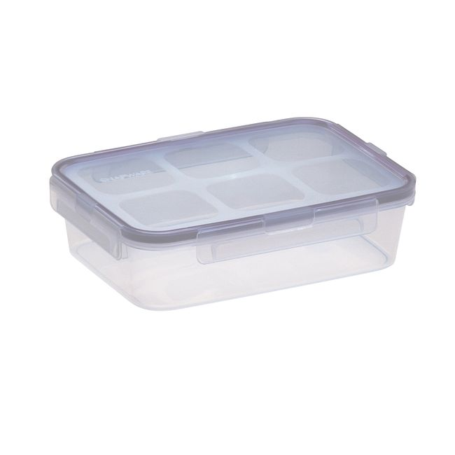 Airtight Food Storage 4.5-cup Rectangular Container