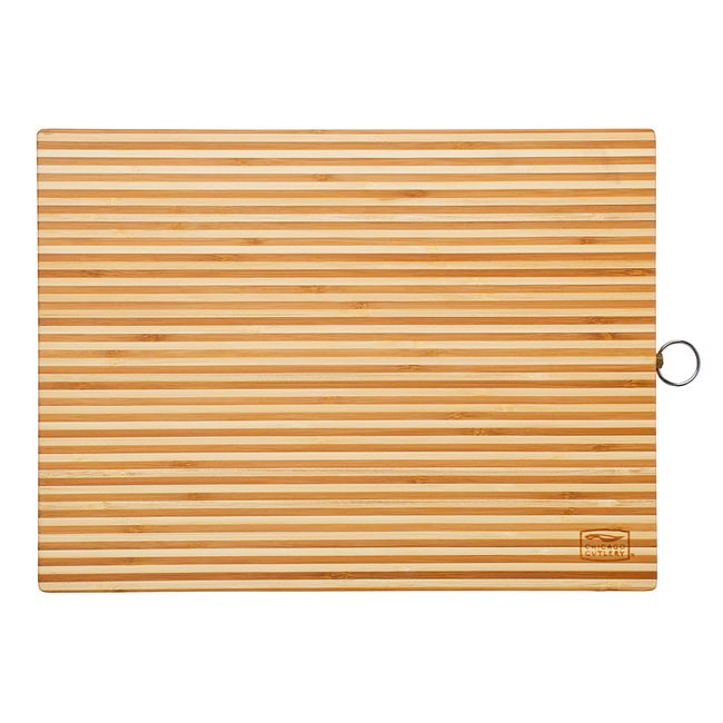"Woodworks Bamboo 16"" x 12"" Cutting Board with Hook"