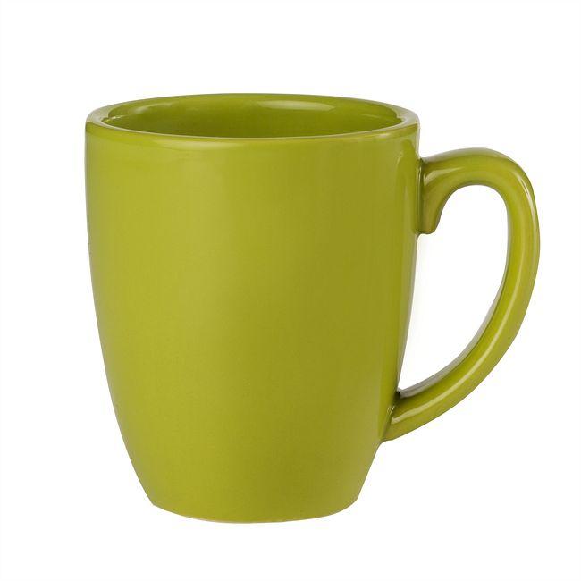 11-ounce Green Mug