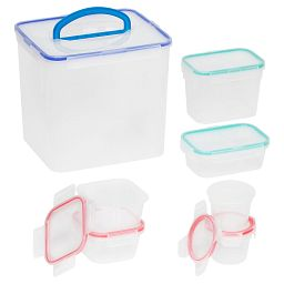 Airtight Food Storage 14-pc Container Set