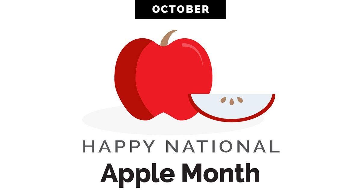 World Kitchen | Happy National Apple Month