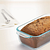 "8"" Square Baking Dish with Bread"