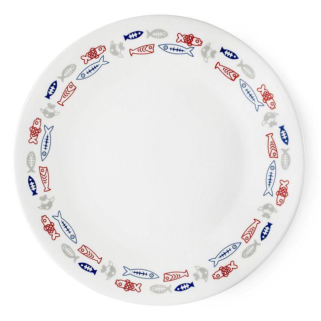 """Livingware™ Harbor Town 6.75"""" Plate"""
