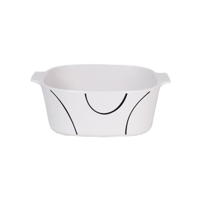 Simple Lines 3-liter Casserole Dish