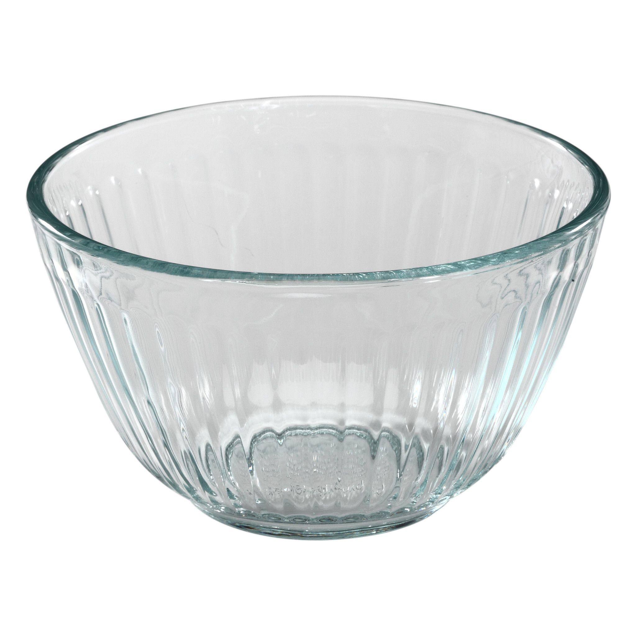 Sculpted 3-cup Mixing Bowl