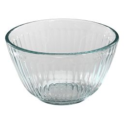 3-cup scultped mixing bowl