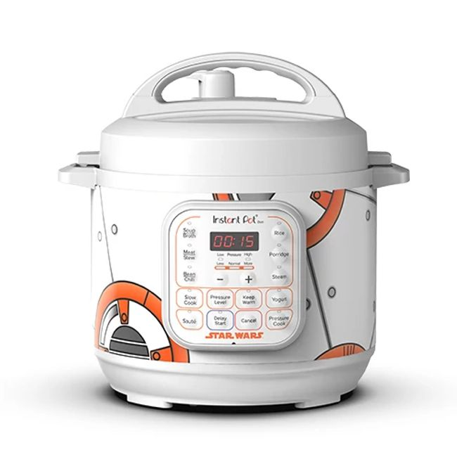 Star Wars™ Instant Pot® Duo™ Mini 3-quart Pressure Cooker, BB-8™ 120V