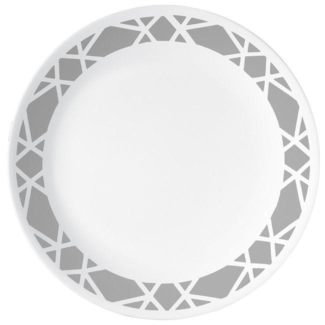 """Livingware Modena 6.75"""" Plate"""