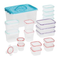 Airtight Food Storage 38-pc Container Set