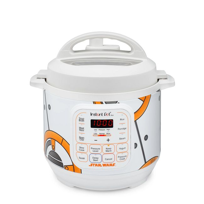 Star Wars™ Instant Pot® Duo™ Mini 3-Qt. Pressure Cooker, BB-8™