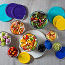Lucky In Love 18-piece Glass Food Storage Container Set with Lids